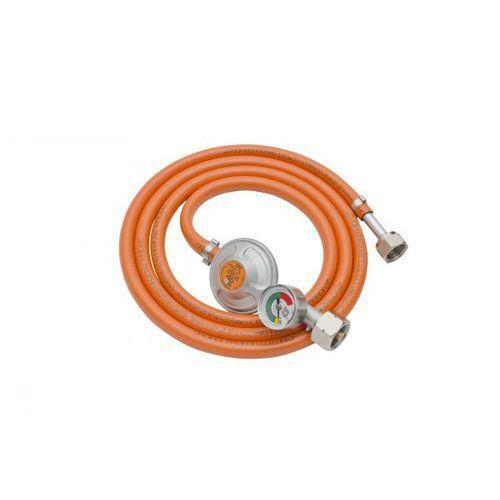 Zestaw gazowy LECHAR FPB-KP-200 (Ocynk z krótką złączką prostą) + Zamów z DOSTAWĄ JUTRO! (5904730729192)