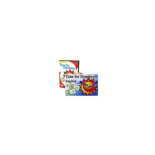Time for Dominoes. Gra Językowa. Wersja Tradycyjna + CD-ROM, ELI