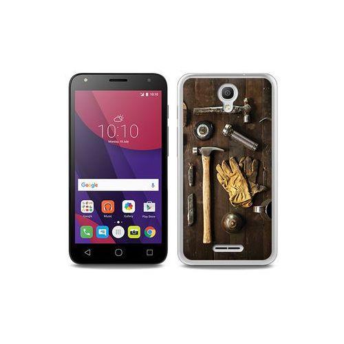 Foto Case - Alcatel Pixi 4 (5) 3G (5010) - etui na telefon Foto Case - narzędzia