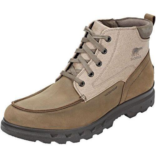 Sorel portzman moc toe buty mężczyźni brązowy 43,5 2017 trapery turystyczne
