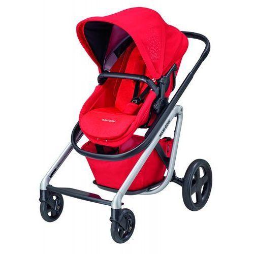 wózek lila nomad red marki Maxi-cosi