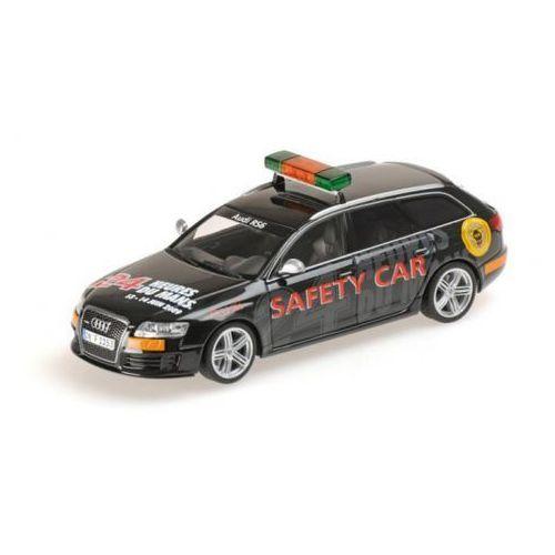 MINICHAMPS Audi RS6 Avant Safetycar
