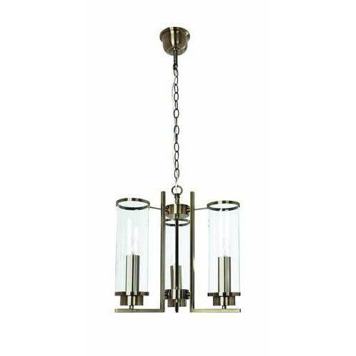 Britop lighting verdi 1136311 lampa wisząca zwis 3x40w e14 patyna