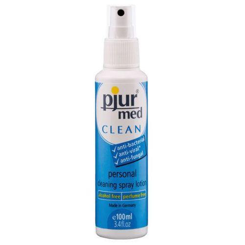 Pjur Płyn do higieny intymnej  med clean spray 100 ml