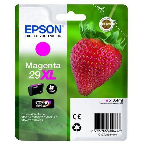 oryginalny atrament Epson T29XL [T2993] magenta, C13T29934012