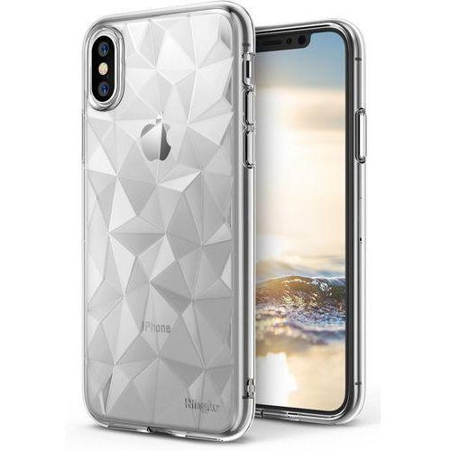 Etui Prism Air Ringke iPhone XS/X 5.8 Clear (8809628563230)
