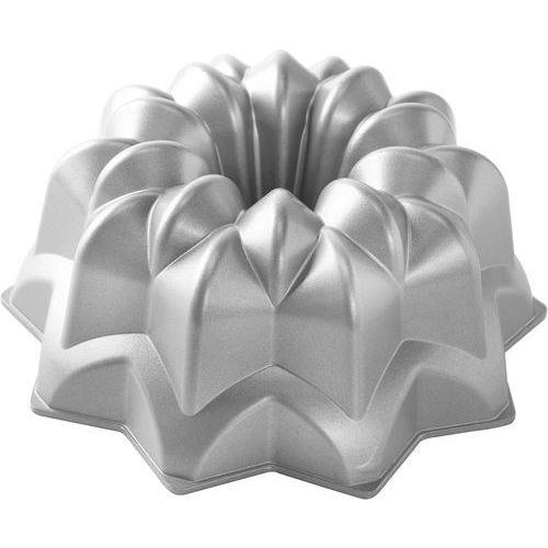 Nordic ware Aluminiowa forma na babkę z kominem vintage star (53137)
