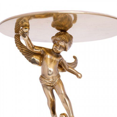 Tron pod monstrancję aniołek (śr. 23 cm)