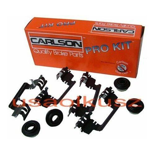 Zestaw montażowy klocków hamulcowych przednich dodge caliber srt-4 2008 marki Carlson