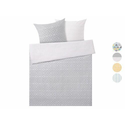 Meradiso® pościel z bawełny renforcé 220 x 200 cm, 1 komplet
