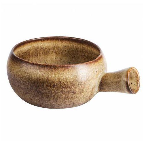 Miska na zupę brass | 560 ml | 120x68 mm marki Fine dine