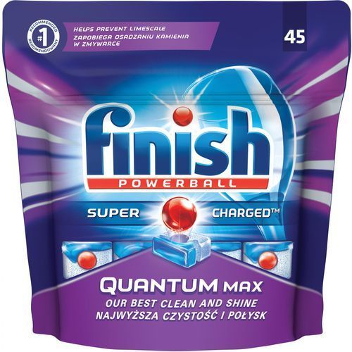 Finish Tabletki do zmywarki quantum a45