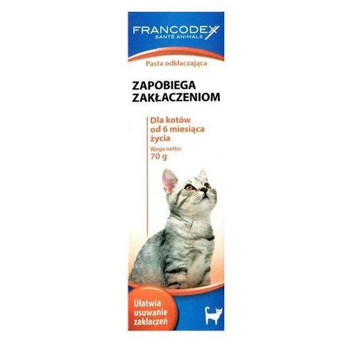 Francodex Pasta przeciw powstawaniu kul włosowych 70g