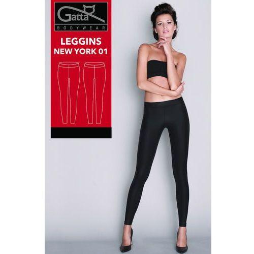 Gatta Legginsy new york 01 4611s xs(158-164), czarny/nero, gatta