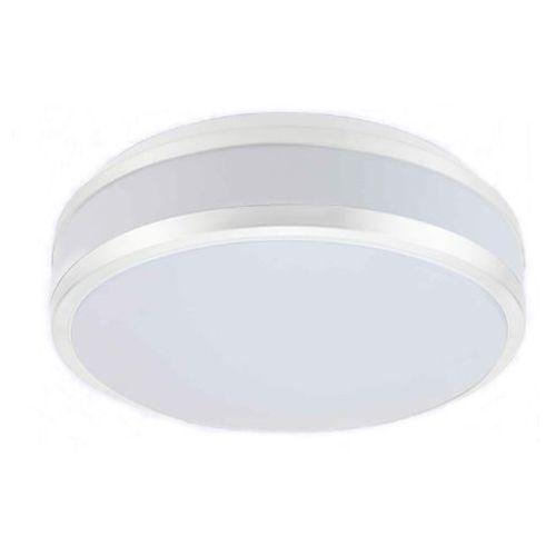 Plafon lampa sufitowa Krislamp Inez 1x20W E27 biały DL 630-01 WH, DL 630-01 WH