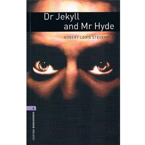 OXFORD BOOKWORMS LIBRARY New Edition 4 DR JEKYLL AND MR HYDE with AUDIO CD PACK (9780194793179)