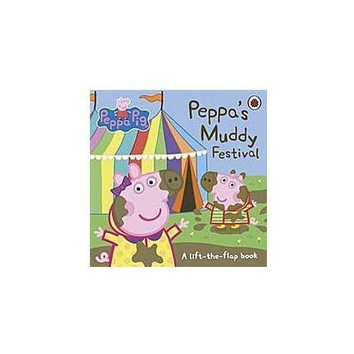 Peppa Pig Peppa's Muddy Festival (10 str.)