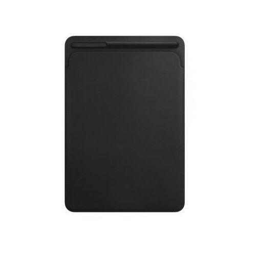 ipad pro 10.5 leather sleeve - black mpu62zm/a marki Apple