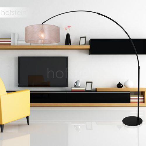 Steinhauer lilac lampa stojąca czarny, 1-punktowy - nowoczesny - obszar wewnętrzny - noir - czas dostawy: od 10-14 dni roboczych (8712746106664)