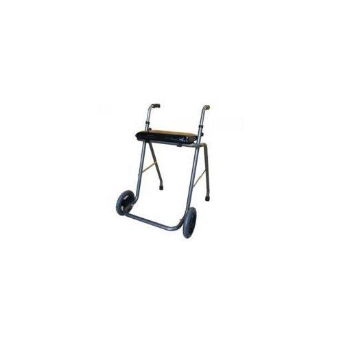Chodzik dwukołowy dla dorosłych z siedziskiem rf-651 wyprodukowany przez Reha fund