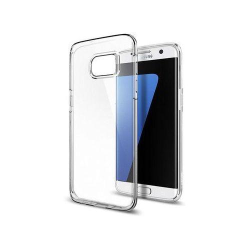 SPIGEN SGP Etui do Galaxy S7 Edge Liquid Crystal, Crystal Clear Darmowy odbiór w 21 miastach!, liquid crystal s7 edge