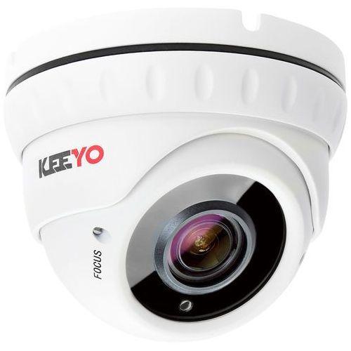 Lv-al8m4dv kamera kopułowa 4in1 8mpx 4k lite ahd cvi tvi cvbs marki Keeyo