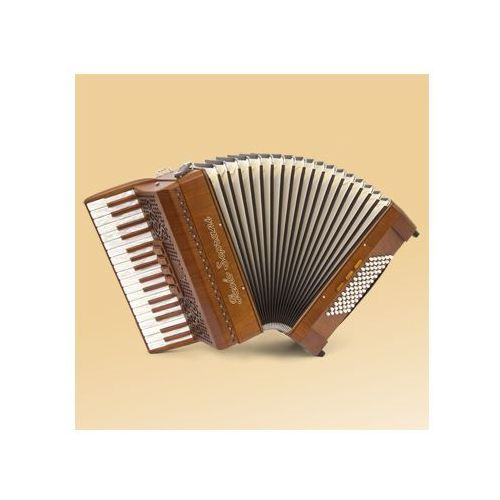 Paolo Soprani Folk 72 34/3/5 72/4/3 akordeon (wykończenie drewniane)