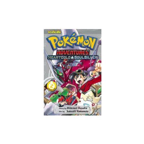 Pokemon Adventures: Heart Gold Soul Silver, Vol. 2, Kusaka, Hidenori