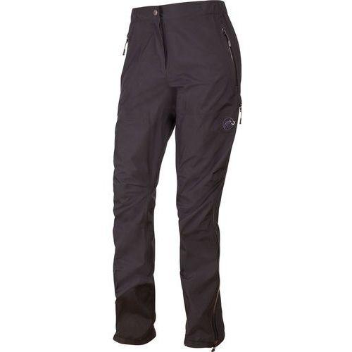 convey tour spodnie długie mężczyźni czarny de 52 2018 spodnie przeciwdeszczowe marki Mammut