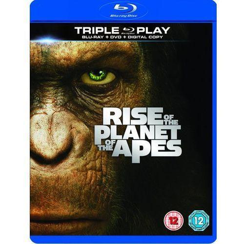 Rise of the Planet of the Apes - Triple Play (Blu-Ray, DVD and Digital Copy) - sprawdź w wybranym sklepie