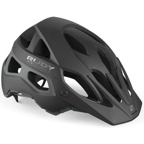 protera kask rowerowy czarny s-m | 54-58cm 2019 kaski rowerowe marki Rudy project
