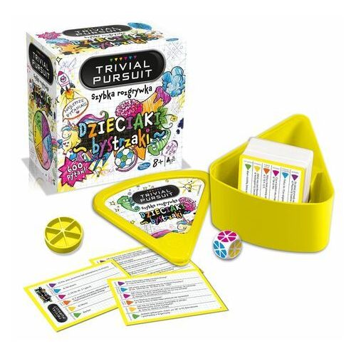 Winning moves Winning trivial pursuit dzieciaki bystrzaki 00140