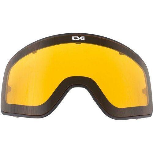 Gogle snowboardowe - replacement lens goggle amp yellow (504) rozmiar: os marki Tsg