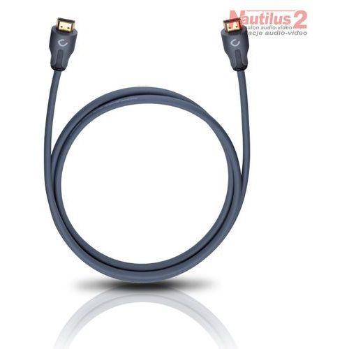 Oehlbach HS HDMI czarny 1.7m