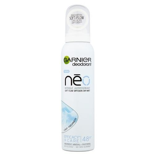 Neo deodorant antiperspirant dezodorant antyperspirant light freshness 150ml marki Garnier