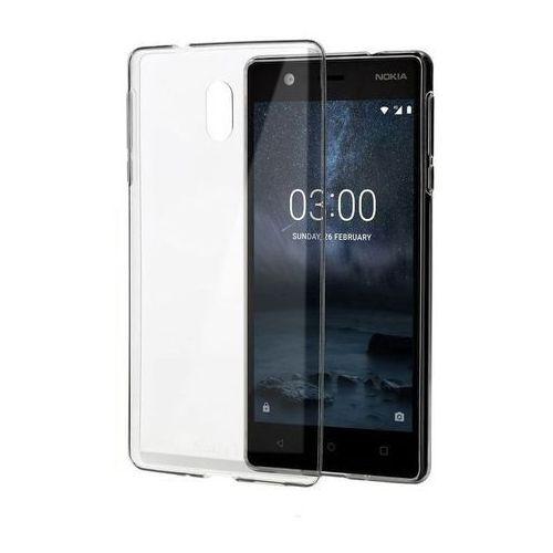 Etui NOKIA Slim Crystal Case CC-103 do Nokia 3 Przezroczysty