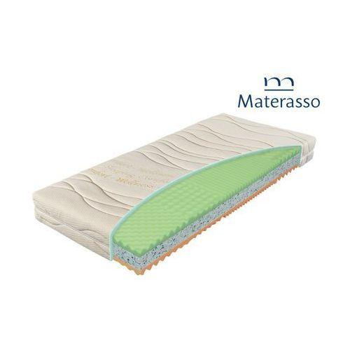 Materasso klasik - materac piankowy, rozmiar - 140x200 wyprzedaż, wysyłka gratis