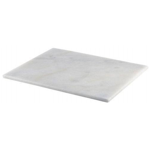 Taca marmurowa biała MARBLE | GN1/3