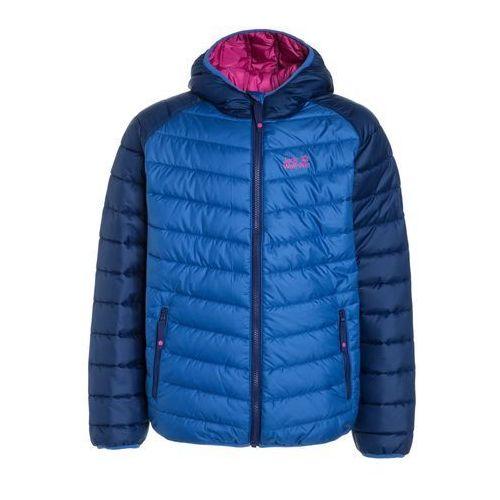 Jack wolfskin zenon kurtka zimowa royal blue (4055001638888)