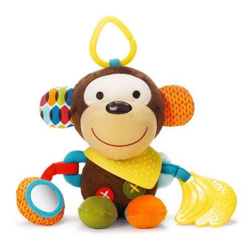SKIP HOP Zawieszka Bandana Buddies – Małpka - produkt z kategorii- Zabawki do wózka