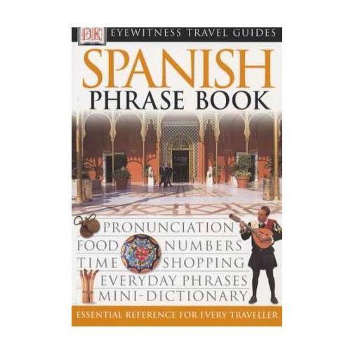 Hiszpania Dorling Kindersley Spanish Phrasebook (9780751369854)