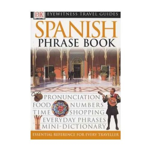 Hiszpania Dorling Kindersley Spanish Phrasebook, DORLING KINDERSLEY
