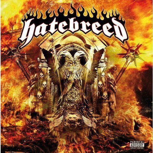Warner music / roadrunner records Hatebreed - hatebreed (0016861781224)