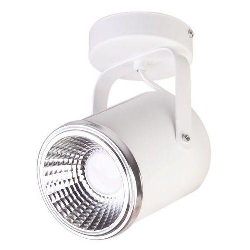 Sigma flesz 32681 kinkiet lampa ścienna 1x5w gu10 led biały (5902335266937)