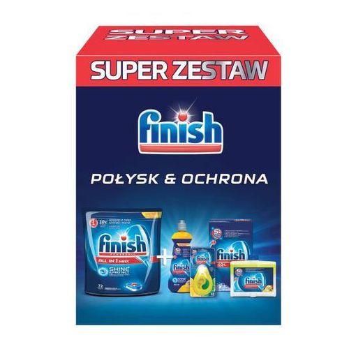 Finish Zestaw Połysk & Ochrona - produkt w magazynie - szybka wysyłka! (5900627070071)