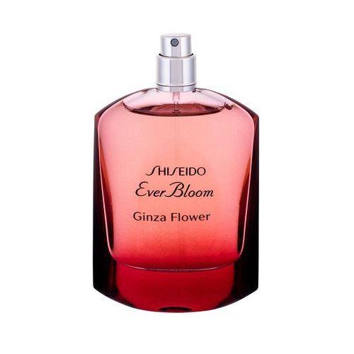 Shiseido ever bloom ginza flower woda perfumowana 90 ml tester dla kobiet