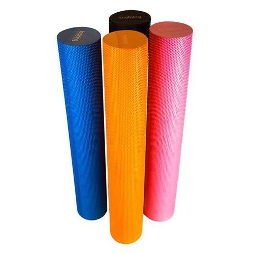 Roller do masażu z pianki eva tsr 90cm pomarańczowy marki Trainingshowroom