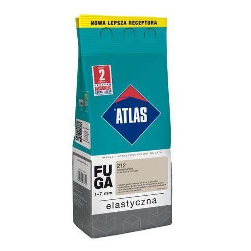 Fuga elastyczna Atlas 212 szary brąz 2 kg, W-FU001-B0212-AT2B