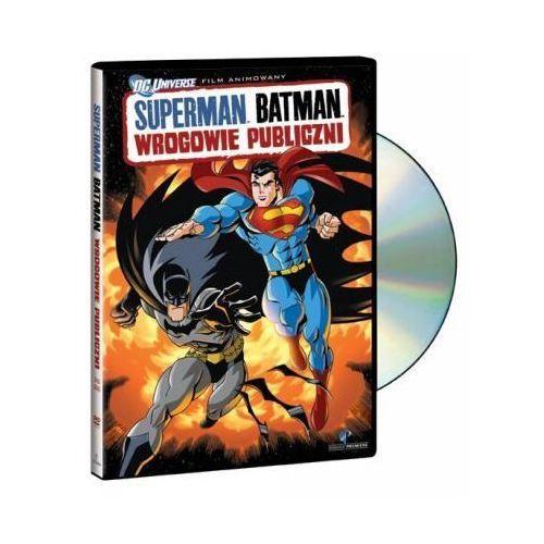 Superman/Batman: Wrogowie publiczni, kup u jednego z partnerów