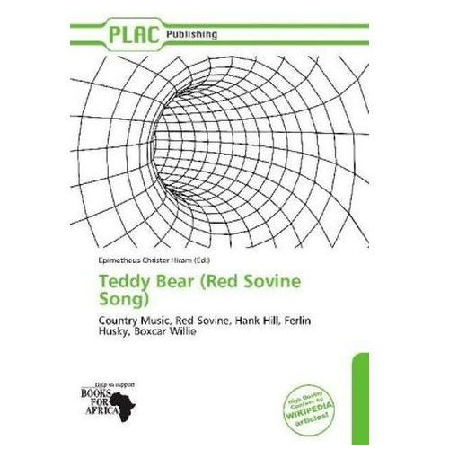 Teddy Bear (Red Sovine Song) (9786138597261)
